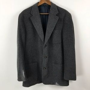J. Crew Men's Wool Fleece Blazer